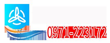 凱煒通風logo白