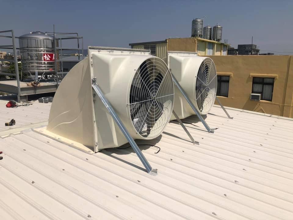 南投通風 凱煒通風設備-工業扇-排風扇