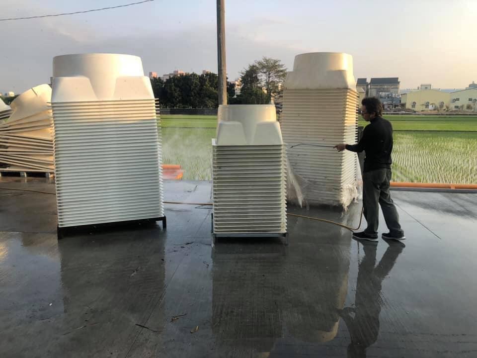 台北通風 凱煒通風設備-工業扇-排風扇