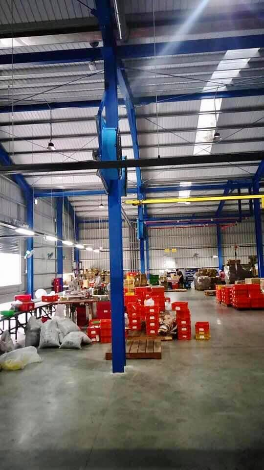 台中大里工業區 通風設備 凱煒通風設備-工業扇-排風扇